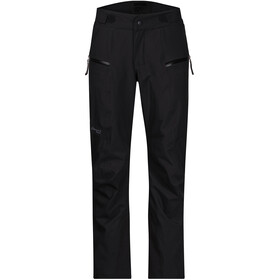 Bergans Stranda Insulated Pants Women, black/solid charcoal